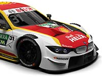 Gemeinsam stark: BMW M Motorsport und seine Partner setzen Zusammenarbeit auch in der DTM-Saison 2020 fort.