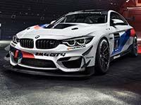 RAVENOL arbeitet mit BMW M Kundensport beim BMW M4 GT4 zusammen.