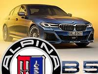Der neue BMW Alpina B5 (Limousine und Touring, Facelift 2020)