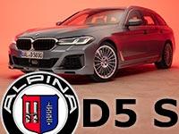 Der neue BMW Alpina D5 S (Limousine und Touring, Facelift 2020)