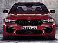 Der neue BMW M5 und BMW M5 Competition (Facelift 2020).