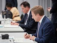 Corona-Soforthilfe für Südafrika - Die BMW Group unterstützt die deutsche Entwicklungspolitik