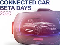 BMW Connected Car Beta Days 2020