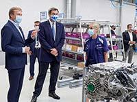 BMW beschleunigt Elektromobilität: E-Antriebe für eine halbe Million elektrifizierter Fahrzeuge