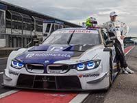 Die Neuen in der BMW DTM-Familie: Lucas Auer und Jonathan Aberdein im Doppelinterview.