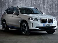 Der erste BMW iX3.