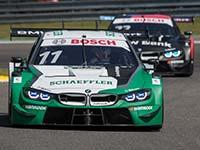 Schwieriger Saisonauftakt für die BMW DTM Teams in Spa-Francorchamps.