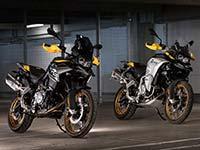 Preise BMW Motorrad Modelljahr 2021.