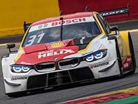 BMW auch beim 2. DTM-Rennen 2020 in Spa-Francorchamps ohne Chance