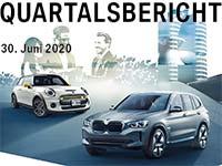 BMW Group bestätigt Ausblick für 2020