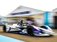 Keine Punkte für BMW i Andretti Motorsport im vierten Rennen des Formel-E-Saisonfinals in Berlin.