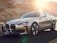 Stammwerk der BMW Group bereit für den BMW i4