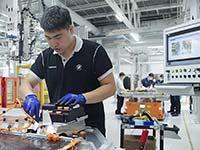 BMW Brilliance Automotive verdoppelt in China die Kapazitäten für die Produktion von Hochvoltbatterien
