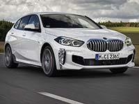 """Ab in die """"Grüne Hölle"""": Der neue Kompaktsportler BMW 128ti dreht seine letzten Testrunden am Nürburgring."""