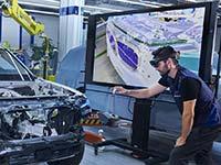 Im Münchner Pilotwerk: BMW Group setzt Augmented Reality bei Prototypen ein