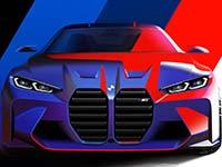 Der neue BMW M3/M4 Competition: Design. Ausdrucksstark und emotional bewegend.