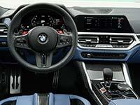 Der neue BMW M3/M4 Competition: Ausstattung. Cockpit und Bedienkonzept mit Rennsport-Flair.