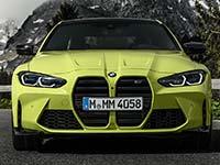 Der neue BMW M3/M4 Competition: Galerie