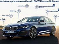 BMW Group rollt umfangreichstes Remote Software Upgrade in der Konzerngeschichte aus.