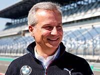 BMW Group Motorsport Direktor Jens Marquardt übernimmt neue Funktion.