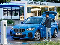 BMW Group Werk Regensburg fertigt ab 2021 Antriebskomponenten für elektrifizierte Fahrzeuge