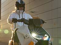BMW Motorrad Definition CE 04. Die neue Form urbaner Zweiradmobilität.
