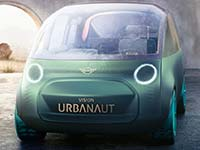 MINI Vision Urbanaut. Make it your space.