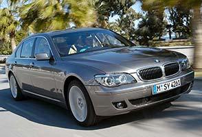 BMW 7er, Modell E65